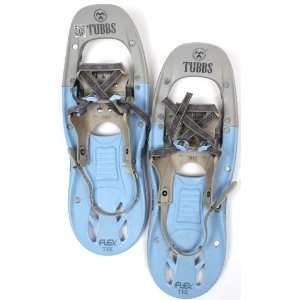 TUBBS FLEX TRK Snowshoes Snow Shoe Pair 22 Womens Demo