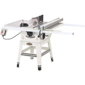 SHOP FOX W1714 2 HP Contractor Type Saw: Home Improvement